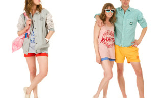 BEACH CREW! Collection by Warriors of Radness & Opening Ceremony