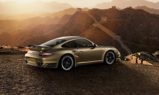 Porsche 911 Turbo – China 10th Anniversary Edition