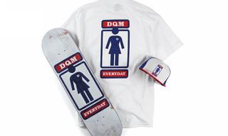 DQM x Girl Skateboards 'Everyday' Pack