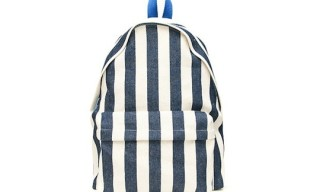 Martin Keehn Super Large Stripe Backpack