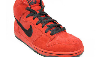 Nike Dunk High SB 'Red Devil'