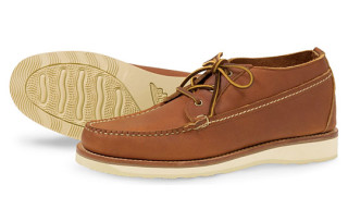 Red Wing Heritage Handsewn Chukkas for Spring/Summer 2012
