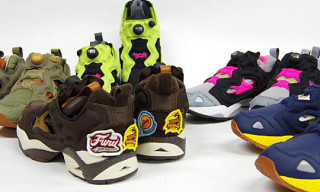 Reebok Insta Pump Fury LE Pack