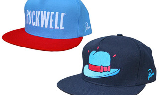 Rockwell Snapback Caps Summer 2011