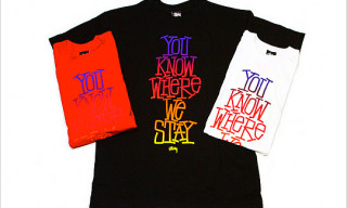 Kicks Hawaii x Stussy T-Shirt