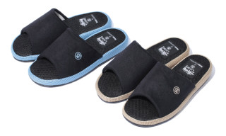 Stussy Livin' by Base Control Mesh Slippers