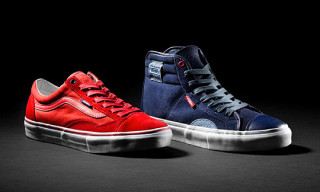Vans Syndicate x Rodney Smith Sk8-Hi & Old Skool