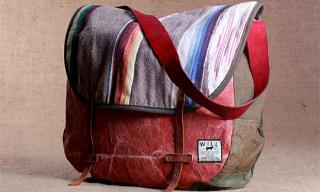 Will Leather Goods 'La Manta' Messenger Bag