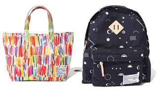 Wood Wood x Medicom FABRICK Bag Collection