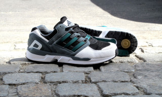 Solebox x adidas 'Then & Now' Equipment Support