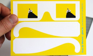 Free Ai Weiwei glasses