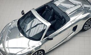 Audi R8 Spyder 'Chrome'