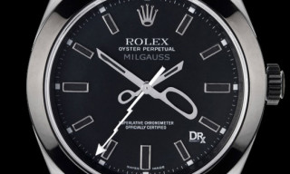 Dr. Romanelli for Bamford Watch Department Rolex Milgauss