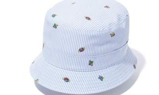 Bape Milo Stripe Hat