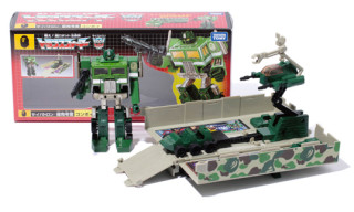 Bape x Transformers Optimus Prime Toy & Apparel