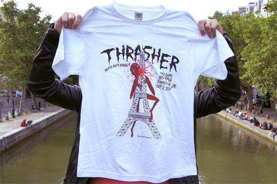 Cool Cats X Neckface For Thrasher Magazine T Shirt