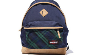 Silas x Eastpak Backpack Fall/Winter 2011