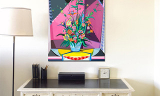 Erik Parker Prints for Exhibition A