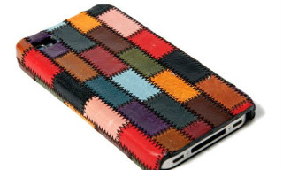 glamb Patchwork Leather iPhone 4 Case