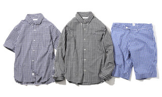 Head Porter Plus Gingham Series