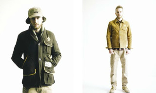 Luker by Neighborhood Fall/Winter 2011 Lookbook
