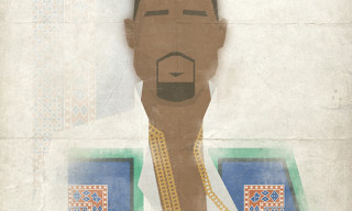 Mr. Burt for Highsnobiety – Kanye West at Coachella Illustrated