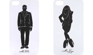 Mr./Mrs. Who iPhone 4 Cases