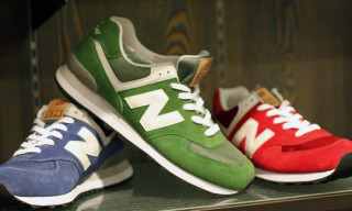 New Balance 574 Spring/Summer 2012 Preview