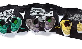 Nike 6.0 'Just Do It' Artist Collab Footwear & Apparel