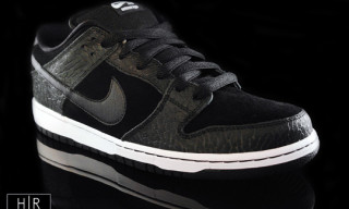 Entourage x Nike SB 'Lights Out' Dunk Low Premium