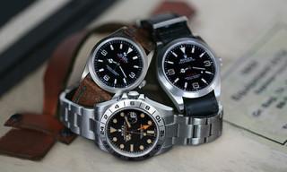 Rolex Hillary Tenzing Explorer Watch Pack