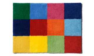 uniform experiment x Gallery 1950 Color Chart Rug Mat