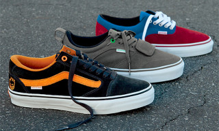 Vans x Spitfire Summer 2011 Collection