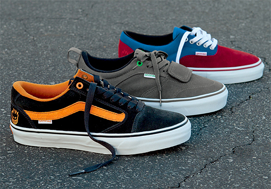 vans x spitfire summer 2011 collection highsnobiety