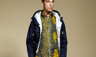 Woolrich Woolen Mills Spring/Summer 2012 Collection