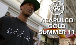 Acapulco Gold Summer 2011 Lookbook