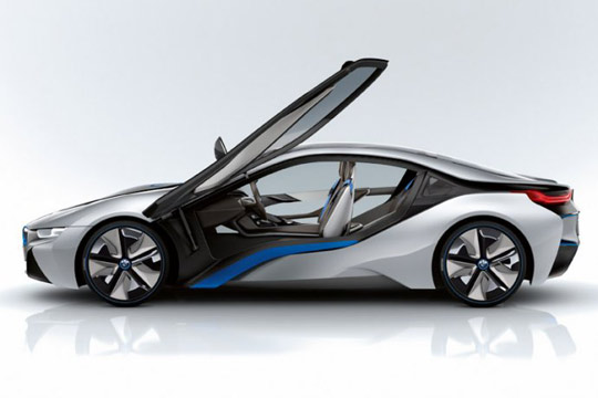 Bmw I Series Electric Concept Cars Highsnobiety