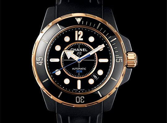chanel j12 diver for only watch 2011 highsnobiety