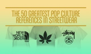 Complex: The 50 Greatest Pop Culture References In Streetwear