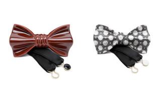 Cor Sine Labe Doli Ceramic Bow Ties