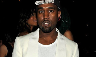 Kanye West Working on Clothing Line with Louise Goldin