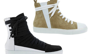 Kris Van Assche Spring/Summer 2012 Footwear Collection