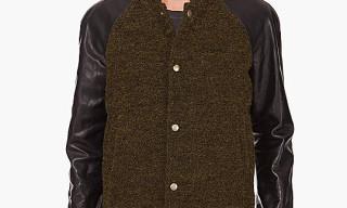 Marc Jacobs Baseball Jacket