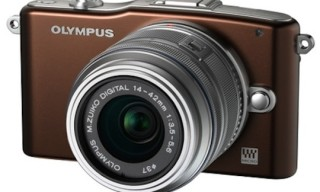 Olympus PEN Lite and PEN Mini