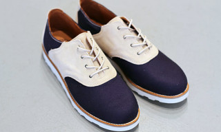 Pointer x Bleu de Paname Shoe