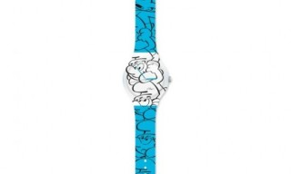Smurfs Silhouette Watches