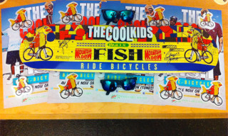 The Cool Kids 'When Fish Ride Bicycles' Prize Pack