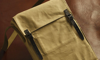 Traverse Tokyo x Porter 'Book Hunting' Bag