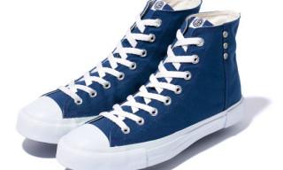 URSUS Bape Canvas Hi Top Sneakers