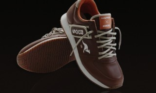 Wemoto x KangaRoos Combat ECO Leather